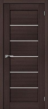 Межкомнатная дверь экошпон ST-22 / Wenge Veralinga