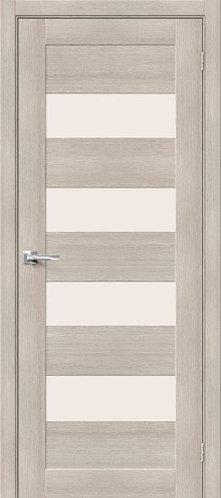 Межкомнатная дверь с покрытием 3D Б-23 /Cappuccino