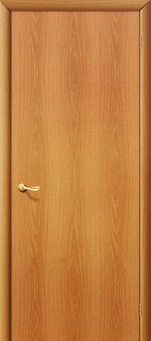 Ламинированная межкомнатная дверь ДПГ / миланский орех