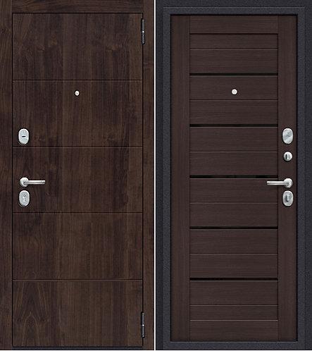 входная дверь Прайм_NEW (Темная Вишня)/Wenge Veralinga
