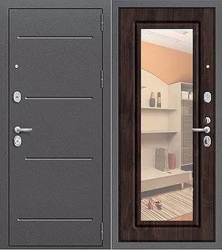 входная дверь Р3-216 темная вишня