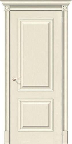 межкомнатная дверь натуральный шпон Вуд Классик-12/ Whitey