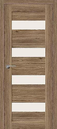 Межкомнатная дверь экошпон L-23 / Original Oak