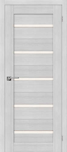 Межкомнатная дверь экошпон ST-1 / Bianco Veralinga