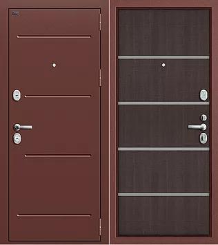 входная дверь Т2-204_New Wenge Crosscut