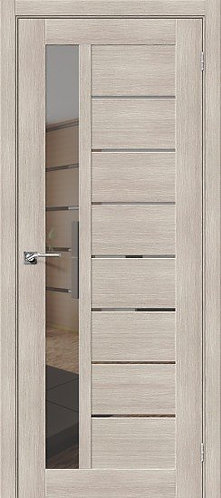 Порта-27 / Cappuccino Veralinga/Mirox Grey
