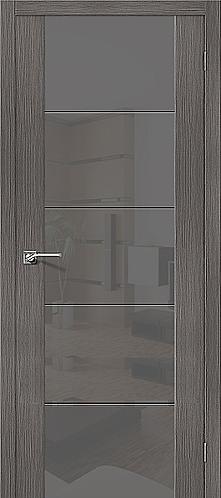 Межкомнатная дверь экошпон V4 / Grey Veralinga