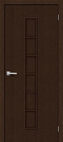 Межкомнатная дверь с покрытием 3D Т-11 / 3D Wengе