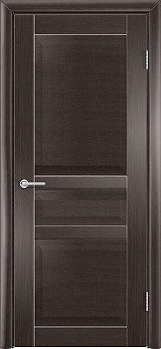 Межкомнатная дверь экошпон ST-23 ДГ / Wenge Veralinga