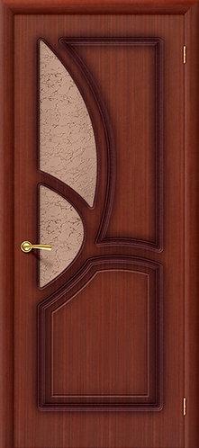 Межкомнатная дверь Греция ДО/ макоре