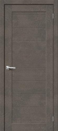 Межкомнатная дверь с покрытием 3D Б-21 /Brut Beton