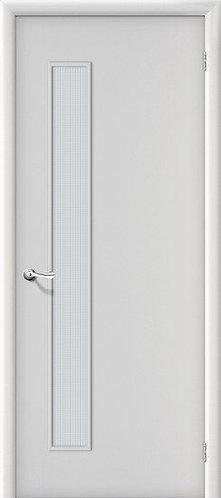 Ламинированная межкомнатная дверь ГОСТ ПО1 /белый