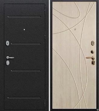 входная дверь Муссон (антик серебро темное/неаполь)