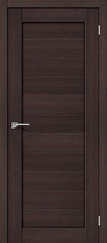 Межкомнатная дверь экошпон ST-4 / Wenge Veralinga