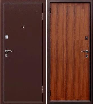 Входная стальная дверь ТЕХНО - 02