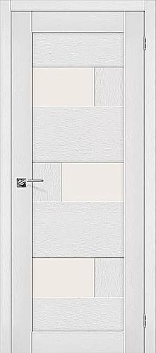 Межкомнатная дверь экошпон L-39 / Virgin