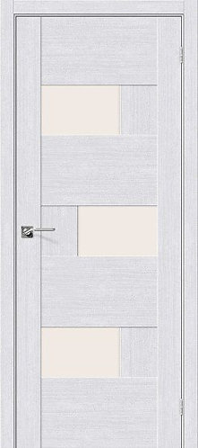 Межкомнатная дверь экошпон L-39 /Milk Oak
