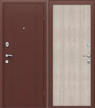 входная дверь DOOR OUT 201 (Антик Медь/Cappuccino Veralinga)