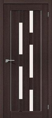 Межкомнатная дверь экошпон ST-21 / Wenge Veralinga