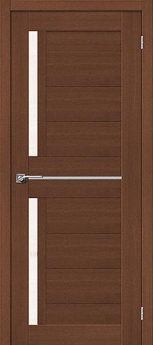 Межкомнатная дверь экошпон ST-5m / орех