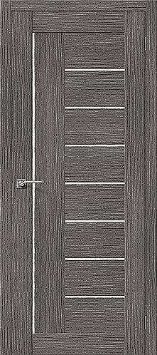 Межкомнатная дверь с покрытием 3D R-29 / 3D Grey