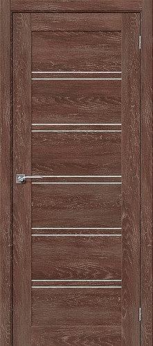 Межкомнатная дверь экошпон L-28 /Chalet Grande