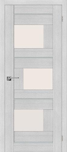 Межкомнатная дверь экошпон ST-3m / Bianco Veralinga