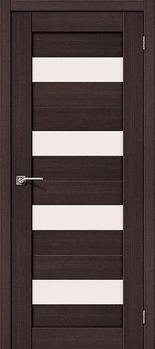 Межкомнатная дверь экошпон ST-8-4 / Wenge Veralinga