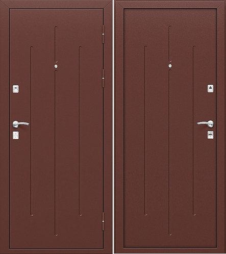 входная дверь СГ-7 (металл/металл)