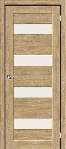 Межкомнатная дверь экошпон L-23 /Organic Oak