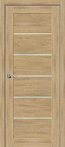Межкомнатная дверь экошпон L-22 / Органик дуб