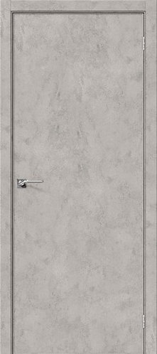 Экошпон П-50-4AF/ Grey Art с алюмин. кромкой