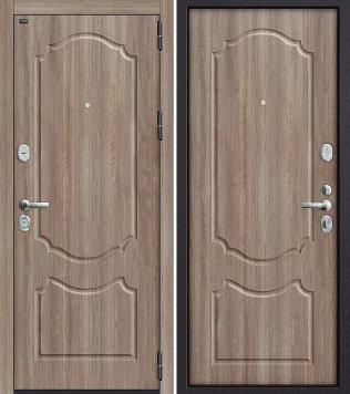 входная дверь Р3-310 Темный Орех/Темный Орех