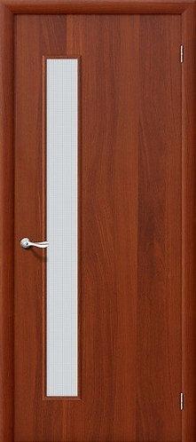 Ламинированная межкомнатная дверь ГОСТ ПО1 / итальянский орех