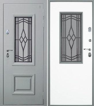 Входная стальная дверь Элит 2 М Рама 11