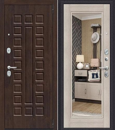 входная дверь Porta Урбан (Темная Вишня)/Cappuccino Veralinga