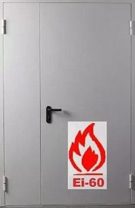 Дверь противопожарная ДМП-2 EI-60