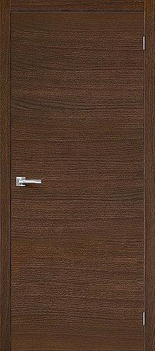 межкомнатная дверь натуральный шпон Вуд Флэт-0.H/Golden Oak