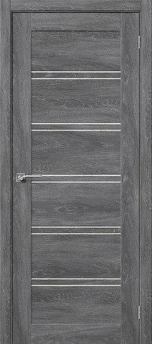 Межкомнатная дверь экошпон L-28 / Chalet Grasse