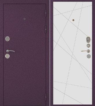 Входная стальная дверь ТЕХНО -07