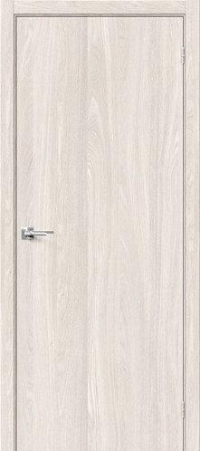 Межкомнатная дверь с покрытием 3D Б-0 /Ash White