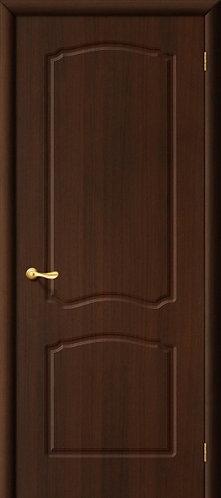 Межкомнатная дверь с покрытием ПВХ Альфа ДГ /Dark Barnwood