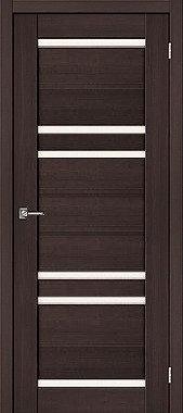 Межкомнатная дверь экошпон ST-16 / Wenge Veralinga