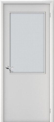 Ламинированная межкомнатная дверь ГОСТ ПО2 /белый
