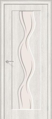 Межкомнатная дверь с покрытием ПВХ Вираж ДО /Casablanca