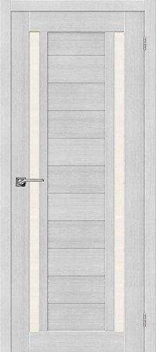 Межкомнатная дверь экошпон ST-6 / Bianco Veralinga