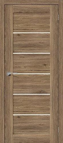 Межкомнатная дверь экошпон L-22 / Original Oak