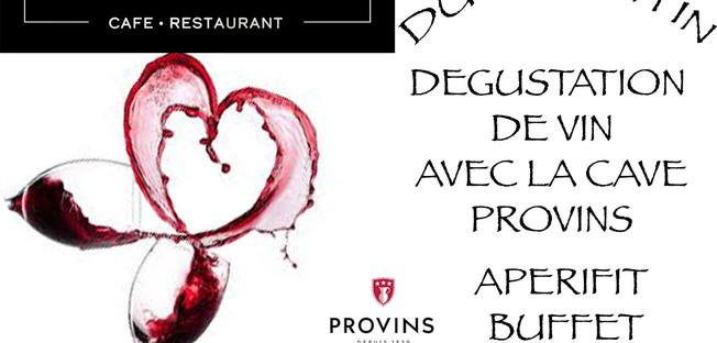 Degustations cave Provins