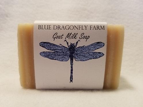 Unscented Goat Milk Soap Bar