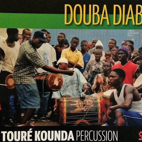 New CD from Toure Kounda Percussion of Conakry